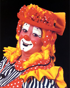 Photo of Maggie the Magical Clown